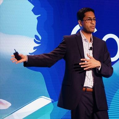CXNext Speaker Paddy Srinivasan