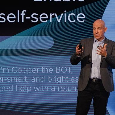 CXNext Speaker Yaniv Reznik