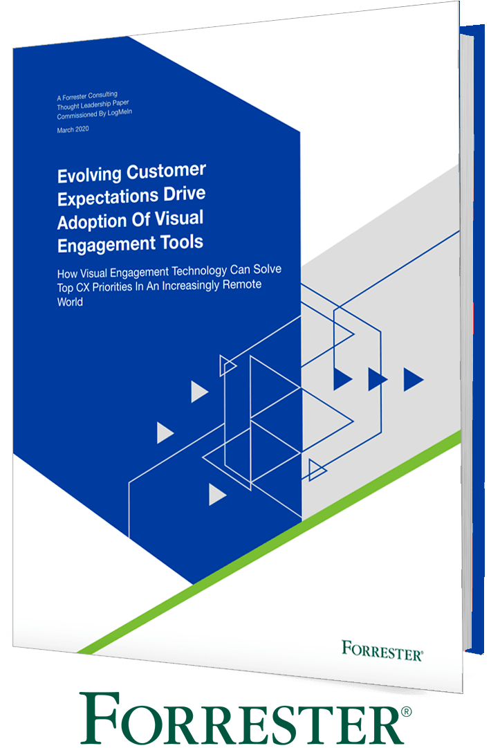 Forrester: Evolving Customer Expectations Drive Adoption Of Visual Engagement Tools