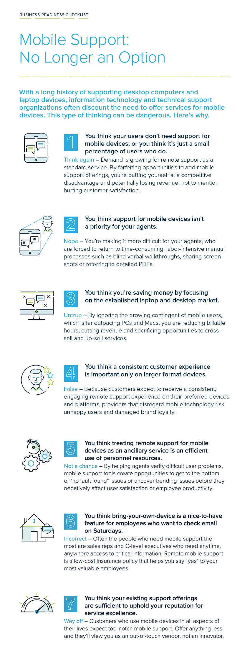 Infographic: Mobile Support Is No Longer an Option